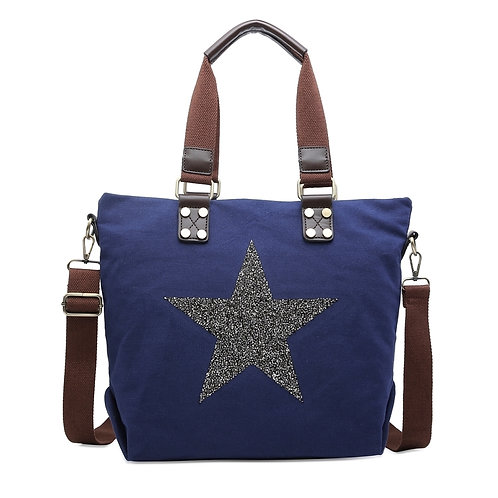 Cluster star two way bag