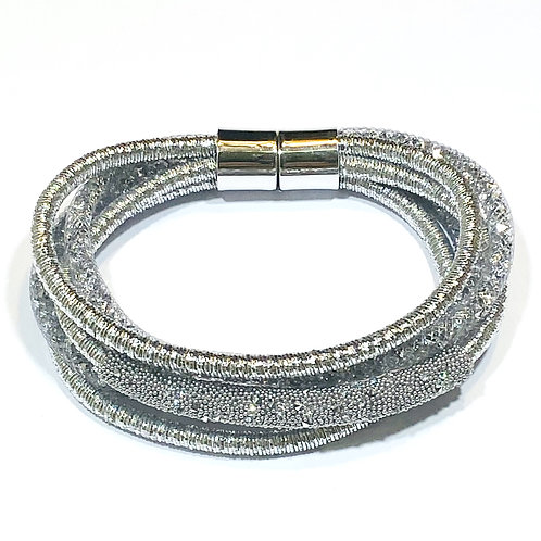 Razzle Dazzle Magnetic clasp Bracelet