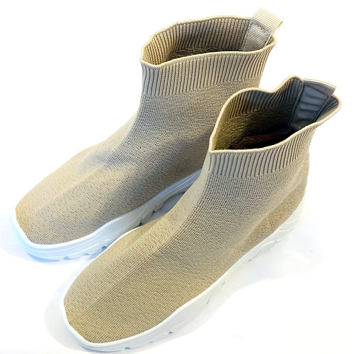 Slip on trainer boot