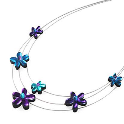 Flower Extravaganza Necklace