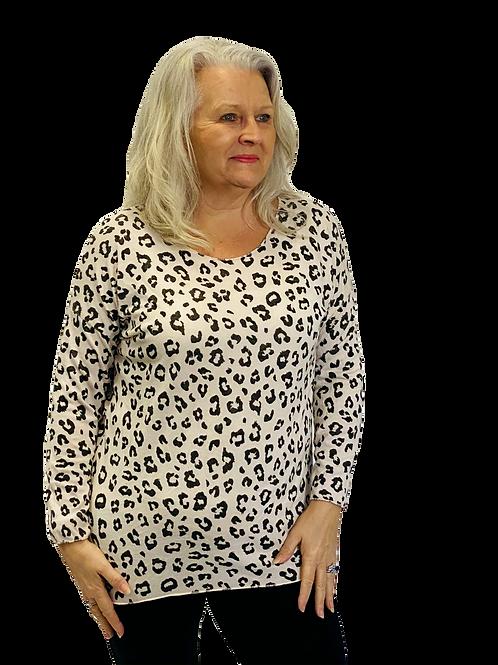Leopard Soft Top