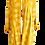 Thumbnail: Leaf Design Long Jacket
