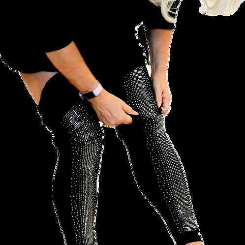 Wowza bling leggings