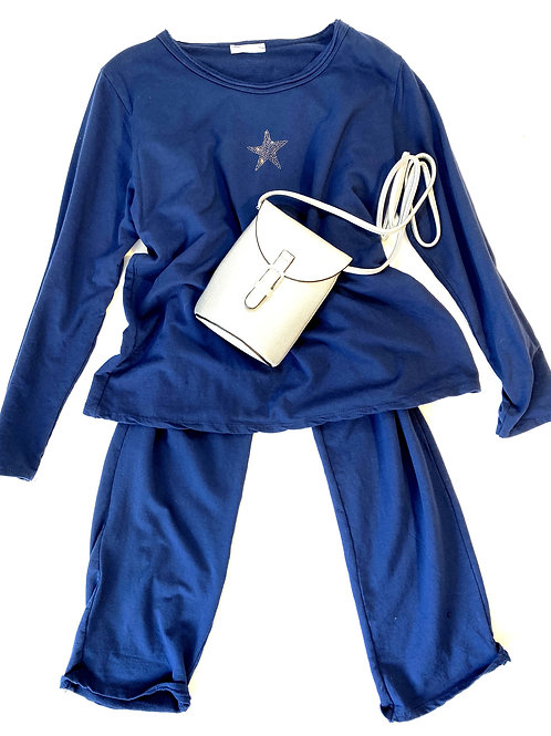 Lounge Suit with Star