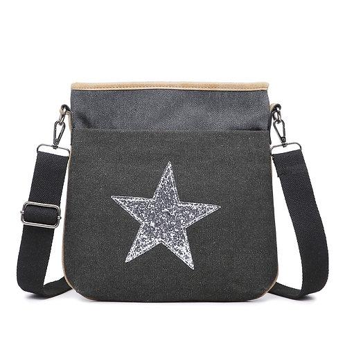 Star Saddle Bag