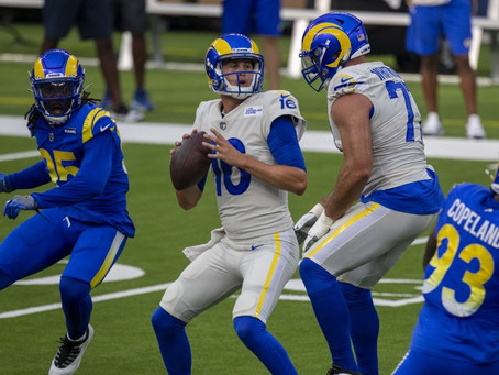 How the Los Angeles Rams Win the NFC in 2020