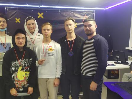 """Команда МАУ """"ТОК центр Умникум"""" - """"Laja.team"""" одержала победу в чемпионате по CS:GO г. Благовещенск"""