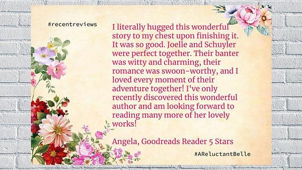 Reluctant Belle Review Angela Goodreads.jpg
