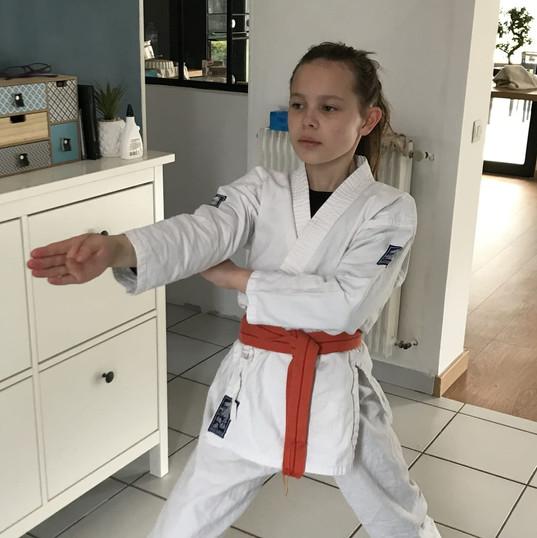Lili Gagnante Confirmée Défi 7
