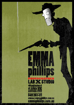 Emma Philips promotional concept