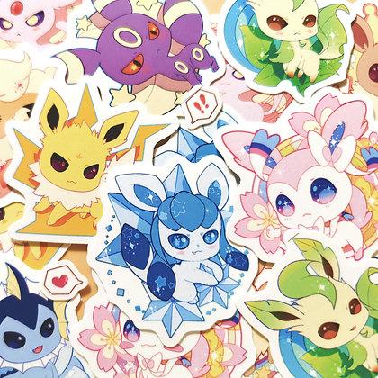 Stickers/Decals/Eeveelution
