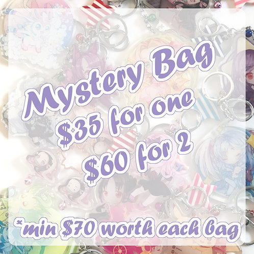 PROMOTION-$35 Mystery Bag (min of $70 worth)