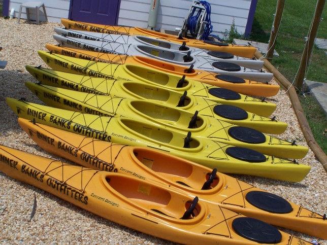 4 Hour Kayak Rental - Single