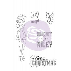 Merry and Nice, Julie Nutting Stamp Set