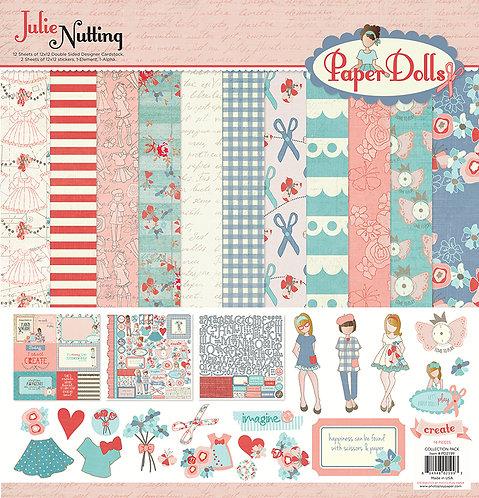 Paper Dolls Collection Pack, Julie Nutting
