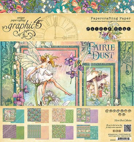 Fairie Dust, 8x8 Paper Pad