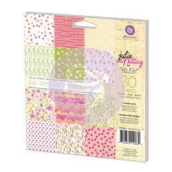 Blush Paper Pad 6x6, Julie Nutting