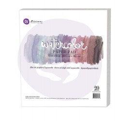"""Watercolor Paper Pad, 12"""" x 12"""""""