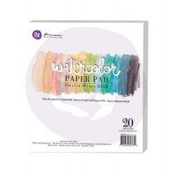 """Watercolor Paper Pad, 8"""" x 8"""""""