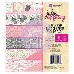 Julie Nutting Paper Pad, 6x6