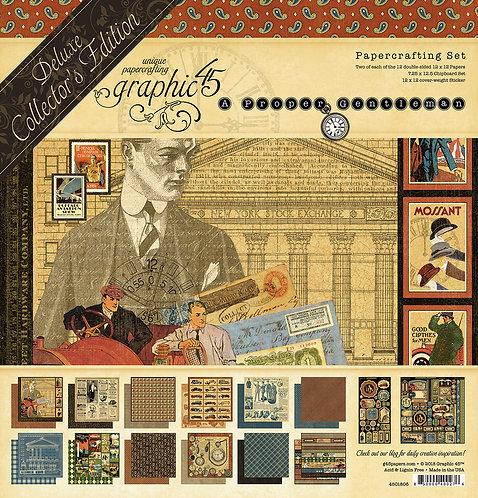 A Proper Gentleman Deluxe Collector's Edition
