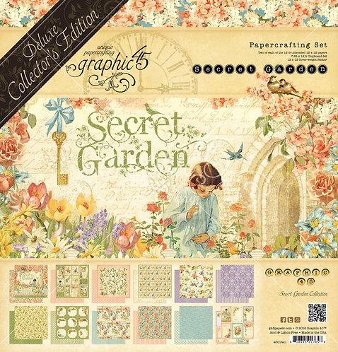 Secret Garden, DCE, Graphic 45