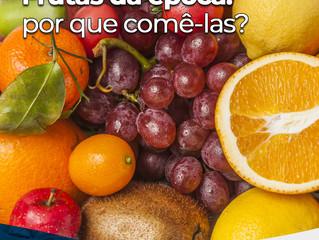 Frutas da época: por que comê-las?