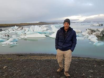 Ofri Peretz in Iceland