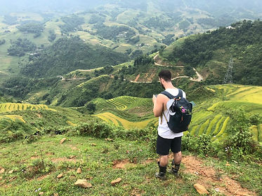 Shay Ben Yacov in Vietnam