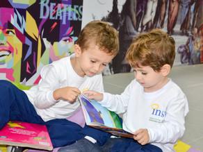 Sucesso acima da média: no INSP, ler, interpretar e escrever são hábitos cultivados desde a Educação