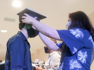 Em cerimônia repleta de emoções, estudantes se formam na 3ª série do Ensino Médio