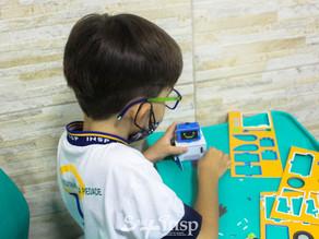 Tecnologia virtual favorecendo aprendizagens reais