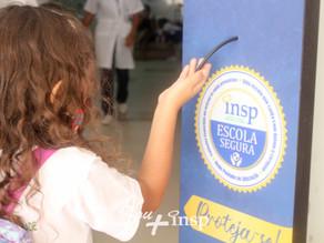 Protocolo Escola Segura da Rede Piedade de Educação conquista prêmio internacional