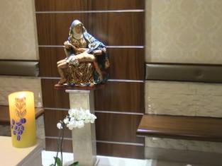 Pastoral Escolar promove momento de oração virtual em Consagração a Nossa Senhora da Piedade