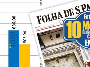 ENEM: INSP Flamengo e Jacarepaguá  entre os 10 melhores colégios católicos do Rio!