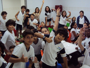 Soltando a Língua - Uma delícia de aula. 5º ano EF - Profª Renata