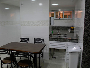 Inaugurado nosso refeitório, mais um espaço para nossos alunos.