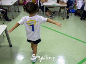 Vivenciando aprendizagens interdisciplinares no INSP Kids