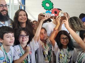 INSP Flamengo é campeão nacional em um dos maiores torneios de Robótica do Brasil!