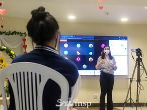 INSP ajuda a amenizar nos estudantes os impactos psíquicos e afetivos decorrentes da pandemia