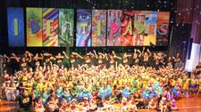 O Show de Encerramento do INSP Kids mostrou ao público as nuances identitárias presentes na formação