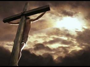 Sugestão para rezar o Mistério da Paixão e Morte de Jesus.
