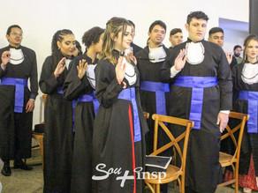 Rumo às universidades! Estudantes da 3ª Série do INSP Vest celebraram a formatura do Ensino Médio