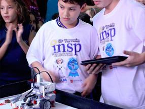 2º Torneio de Robótica INSP