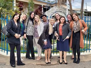 Uma escola em oito lugares: gestores da Rede Piedade de Educação encontram-se no Colégio Lourdes, em