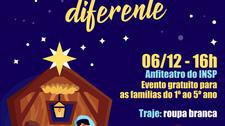 Auto de Natal do INSP Júnior conta a história do nascimento de Jesus, um Rei diferente.