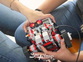 Estudantes se preparam para Olimpíada Brasileira de Robótica