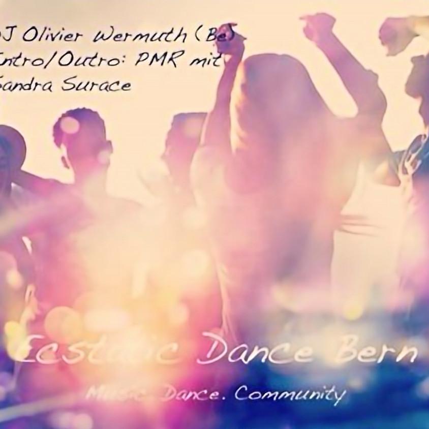Estatic Dance Bern - Donnerstags-Event