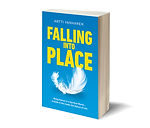 Falling Into Place Book Cover Antti Vanhanen