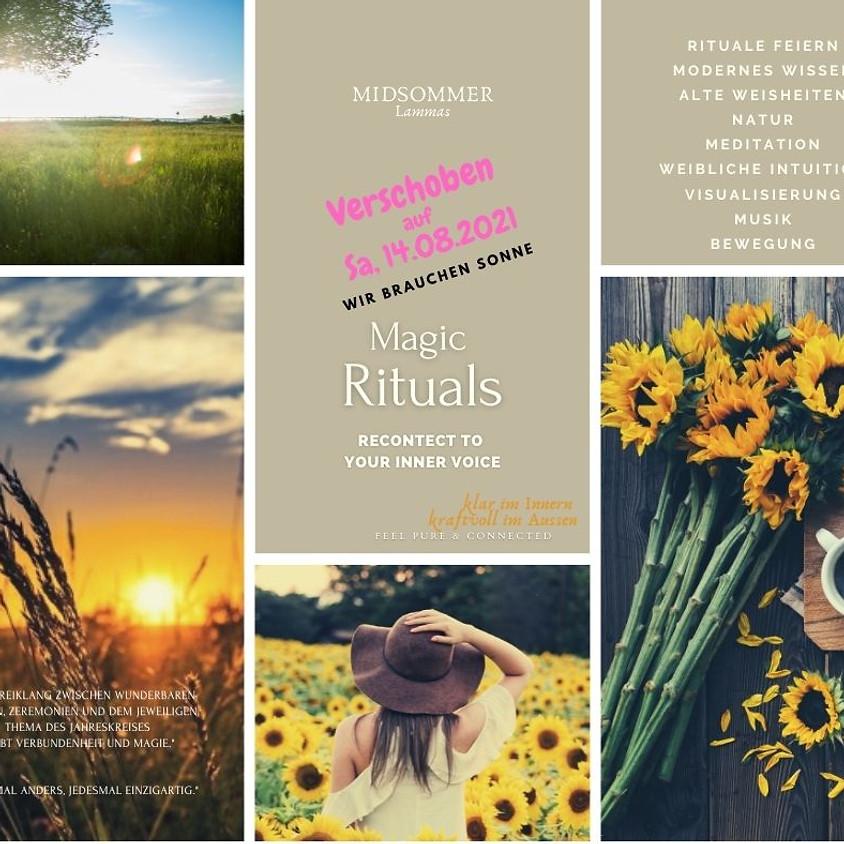 Magic Nature Ritual | Lammas | Verschoben auf 14.08.